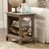 Living Room Furniture - wood side table, steel side table, steel furniture