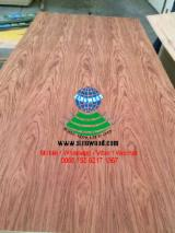 Cheapest price Teak/Oak/Walnut/Pine veneered MDF from sinowood