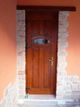 Двері, Вікна, Сходи - Європейська Деревина Твердих Порід, Вікна, Дуб