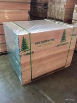 Großhandel Holz Asiatische Arten - Meranti, Light Red