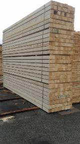 Softwood  Sawn Timber - Lumber Germany - Beams, Spruce (Picea abies) - Whitewood