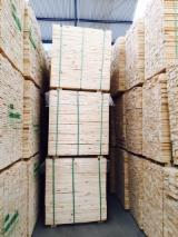 Sawn Timber - BRAZILIAN PINE FOR PALLETS PRODUCTION - 1300x98x16mm (KD)