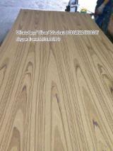 Burmese teak plywood