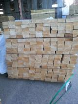 Softwood  Sawn Timber - Lumber - Spruce/Pine planed low-grades, KD, thick 38/45/73