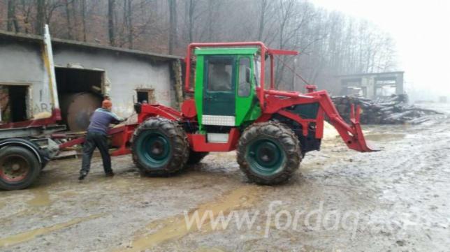Gebraucht-1996-MB-TRACK-Forstschlepper-in