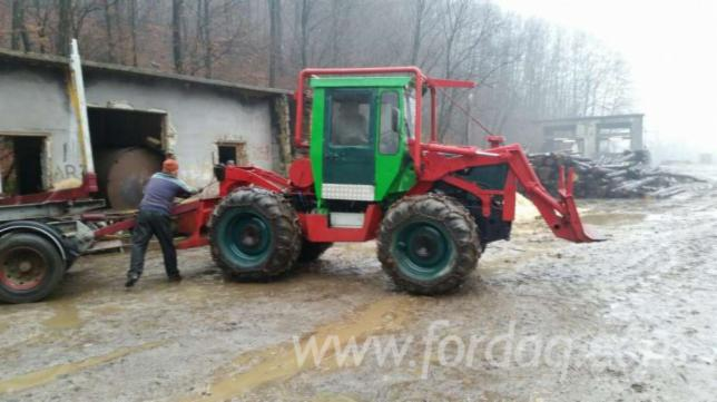 Used-MB-TRACK-1996-Forest-Tractor-in
