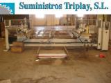 Holzbearbeitungsmaschinen Spanien - Gebraucht 2003 KUPER EMZ/2 - MA3200/2100 ACABADO CARAS DE CHAPA in Spanien