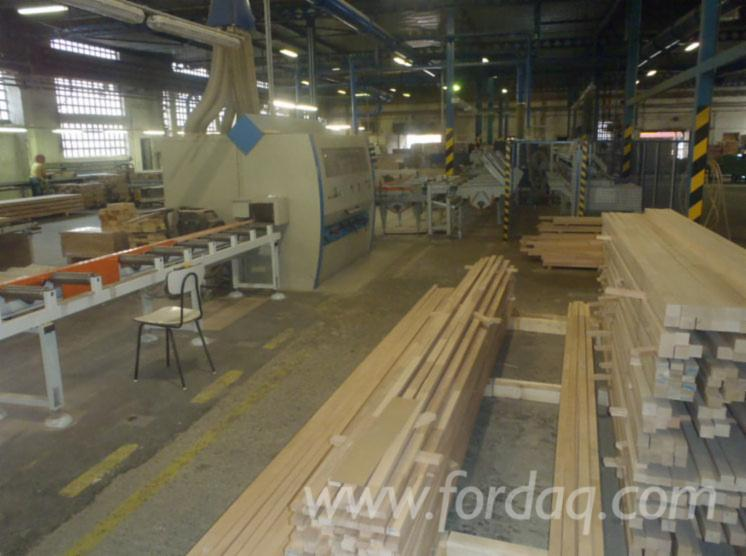 Used-finger-jointing-line-Grecon-Ultra-2-for