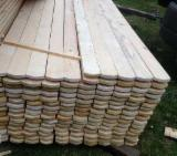 Mouldings and Profiled Timber - Fir  Profiled Scantlings Romania