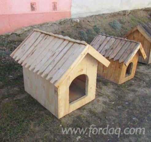 Fir--Dog-House