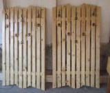 Entrance Hall Furniture - Contemporary Fir (Abies alba, pectinata) Coat Stands Romania