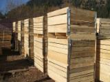 Pallets, Packaging and Packaging Timber - New Crates Romania