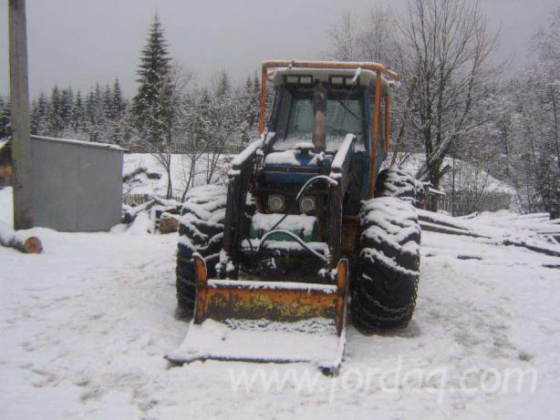 Used-FORD-Farm-Tractor