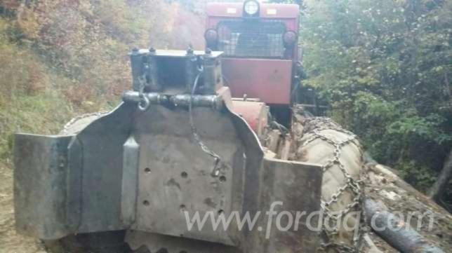 Used----2013-Articulated-Skidder-in