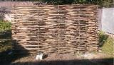 Garden Products For Sale - Wicker fence of twigs handmade