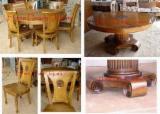 Meubles De Salle À Manger à vendre en Indonésie - Vend Ensemble De Salle À Manger Design Jepara - Central Java