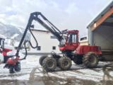 Used Valmet / 10832 H 901TX 2009 Harvester in Germany