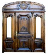 Oak  Finished Products - Solid wood doors
