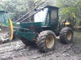 Oprema Za Šumu I Žetvu Šumarski Traktor - Šumarski Traktor HSM Polovna 1991 Rumunija