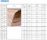 Rekonstituisane Ploče - Vlaknaste Ploče Srednje Gustine -MDF, 3-40 mm