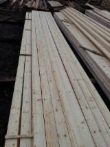 Softwood  Sawn Timber - Lumber Poland - Spruce on Order 1,2 class