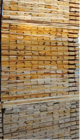 Sawn Timber All Species - Pallet boards 3rd choice