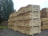 Cylindrical Trimmed Round Wood - Acacia Stakes request