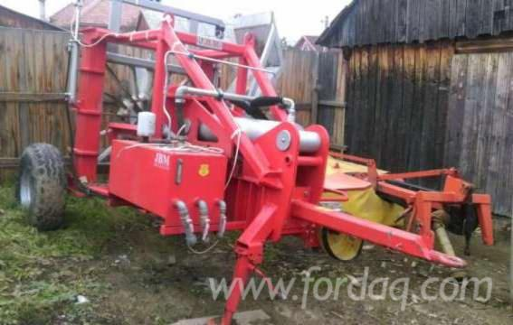 Used----Cleaving-Machine-in