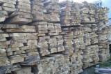 Hardwood  Unedged Timber - Flitches - Boules Romania - Loose, Poplar, I214 clone