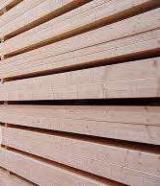 Lijepljene Grede I Paneli Za Gradnje - Pridružite Se Na Fordaq I Vidite Najbolje Ponude I Potražnje Panel Ploče  - Lamcol - Ravne Grede, --, Jela -Bjelo Drvo