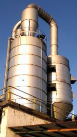 Holzbearbeitungsmaschinen Spanien - Gebraucht 2003 DANSTOKER 1.500.500  Kcal/h ASPIRACION , SILO , FILTRO Y CALDERA in Spanien