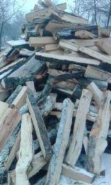 Firelogs - Pellets - Chips - Dust – Edgings - Beech (Europe) in Romania Firewood/Woodlogs Cleaved -- mm