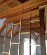 Woodworking - Treatment Services - Impregnated Timber from Romania, Transilvania