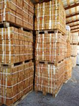 Hardwood  Unedged Timber - Flitches - Boules Lithuania - Oak shingles