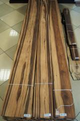 Rezani Furnir - Prirodni Furnir, Mango, Flat cut, figured