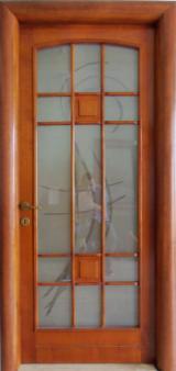 Puertas, Ventanas, Escaleras - Maderas duras (Europa, Norteamérica), Puertas, Tilo