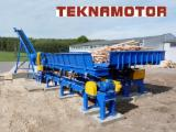 Macchine Lavorazione Legno - Cippatrici stazionari - a tamburo -Skorpion 500EB