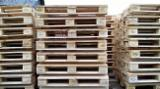 Romania Pallets And Packaging - New Euro Pallet - Epal in Romania