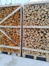 Firelogs - Pellets - Chips - Dust – Edgings Oak European - Firewood oak