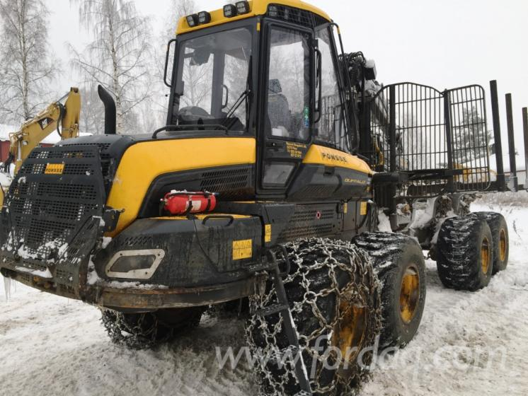 Used-2015-Ponsse-Buffalo-Forwarder-in