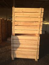 Softwood  Sawn Timber - Lumber Pine Pinus Sylvestris - Redwood - Softwood Lumber,Pallet boards.