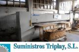 Holzbearbeitungsmaschinen Spanien - Gebraucht 2006 MONGUZZI Furnierschere in Spanien