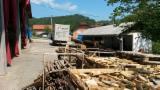 Răşinoase  Buşteni - lemn rotund pentru constructii, White Fir (North America)