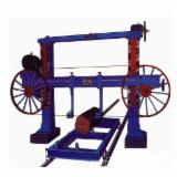 OMKAR Woodworking Machinery - HORIZONTAL BANDSAW MACHINE