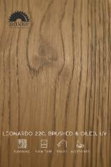 Engineered Wood Flooring - Multilayered Wood Flooring Oak European For Sale - Solid and engineered oak flooring