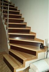 Edge Glued Panels - Solid wood panel, Oak (European)