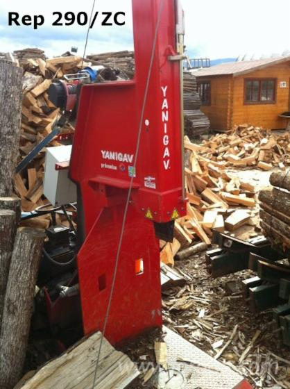 Used-2007-YANIGAV-FB90-E-Cleaving-Machine-in