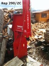 null - Fendeuse verticale 32 tonnes FB90 E YANIGAV pour bois de chauffage