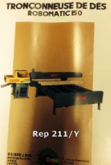 France - Fordaq Online market Used 1990 PLATON Robomatic 150 Pallet Blocks Cutting Machine in France