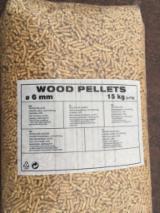 Commercio all'ingrosso Pellet di Legno Pino (Pinus sylvestris) - Legni rossi in Polonia